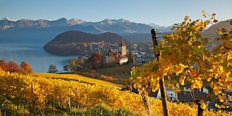 Swiss Wine Masterclass 23.11.20 in Düsseldorf Tickets