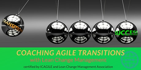 Coaching Agile Transitions with LCM (ICP-CAT) Tickets