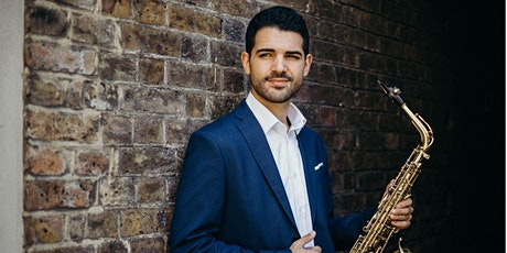 Lunchtime concert: Manu Brazo (saxophone) and Prajna Indrawati (piano) tickets