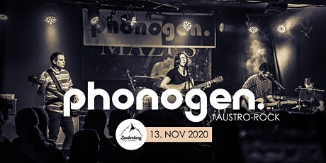 Phonogen | Austro-Rock Tickets