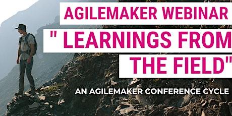 AGILEmaker conference cycle: Vitaliser la Stratégie de RESA billets
