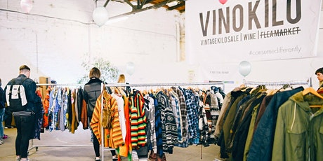 Winter Vintage Kilo Pop Up Store • Geneva • VinoKilo tickets