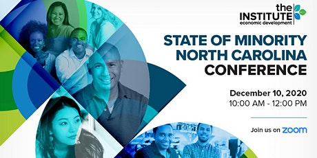 The State of Minority North Carolina Conference tickets