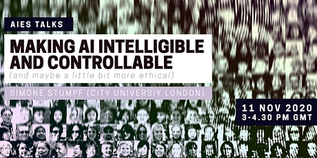 Making AI Intelligible and Controllable bilhetes