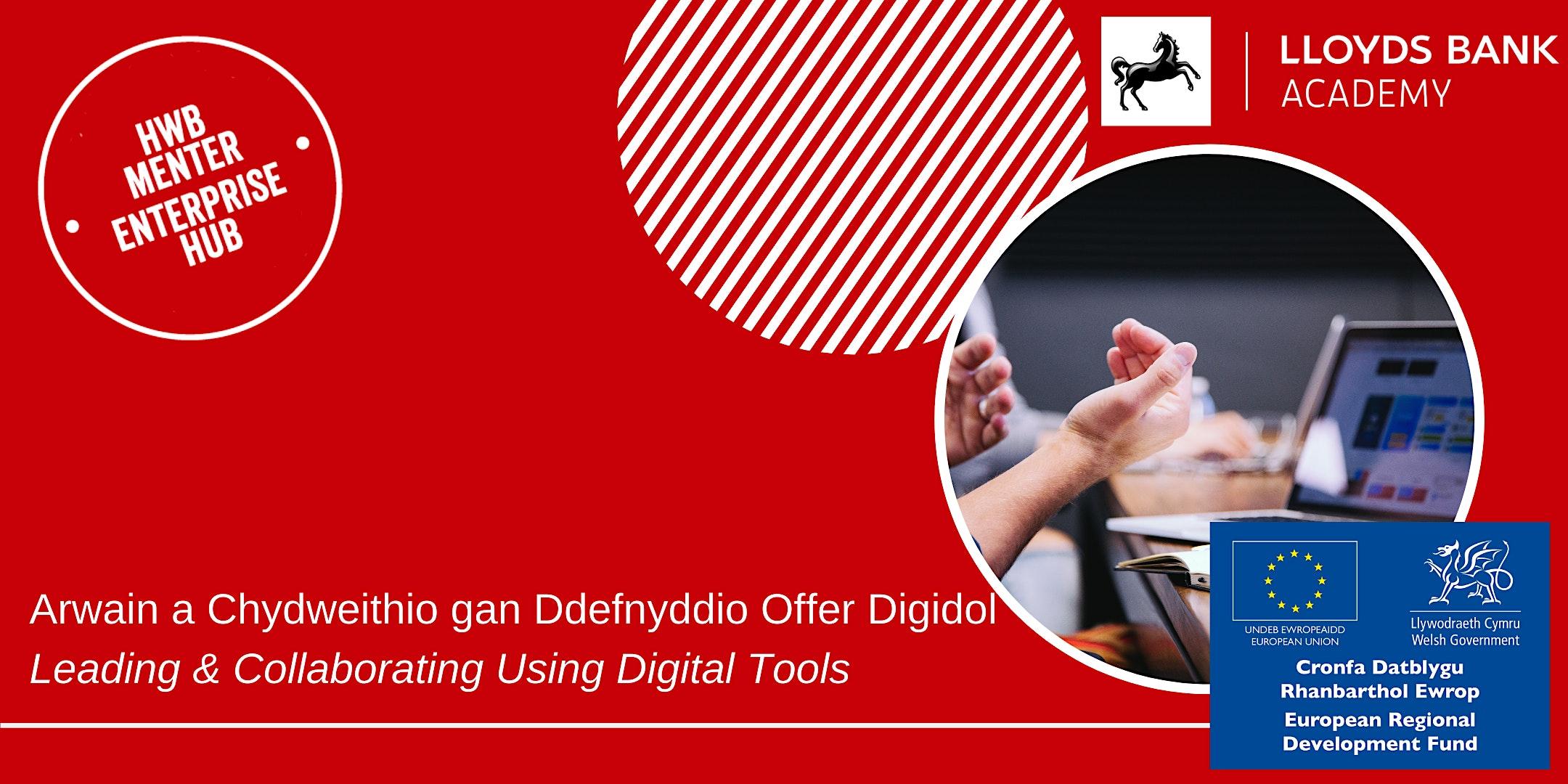 Cydweithio gan Ddefnyddio Offer Digidol / Collaborating Using Digital Tools
