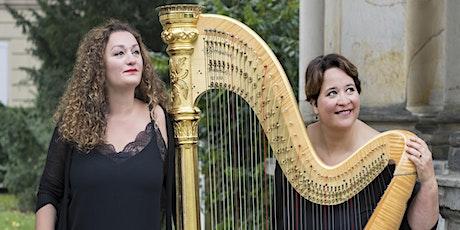 Himmlische Musik - Gesang und Harfe -  MIT SICHERHEIT GUTE MUSIK Tickets