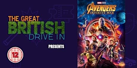 Avengers Infinity War (Doors Open at 12:45) tickets