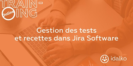 Gestion des tests et recettes dans Jira Software tickets