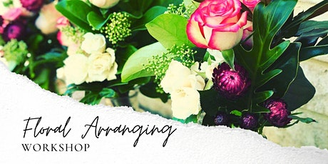 Introduction to Floral Arranging workshop tickets
