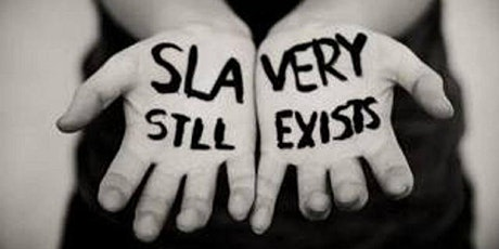 Modern slavery, let's talk about it; dispelling myths tickets