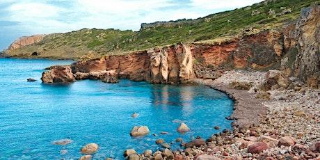 Senderismo por el Codolar de Biniatram y la Costa Algaiarens (Menorca) entradas