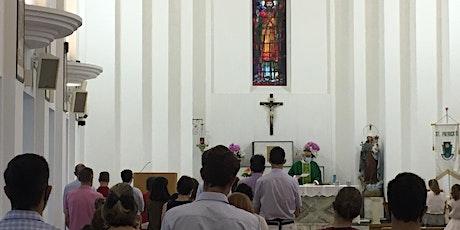 Messe du dimanche 25 octobre 2020