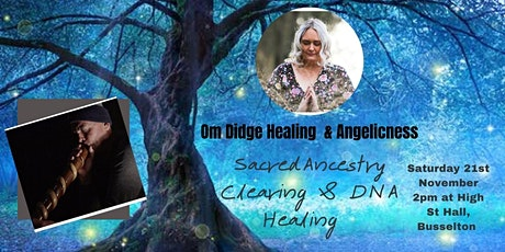 Sacred Ancestry Clearing and DNA Healing tickets