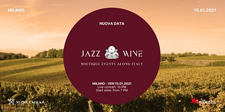 JazzWine Milano #1 biglietti