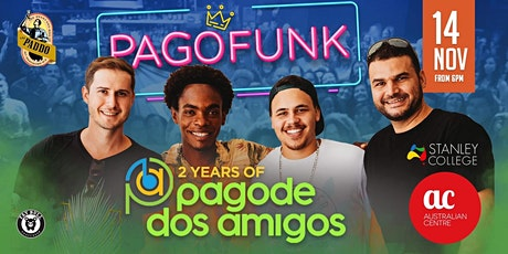 Pagode dos Amigos 2nd Anniversary with Samba and Pagode tickets