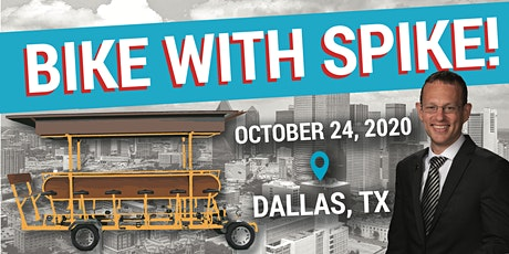 Party Bike with Spike Cohen: Dallas, TX tickets