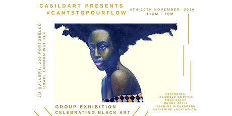 #CantStopOurFlow: Celebrating Black Artistic Expression at J/M Gallery tickets
