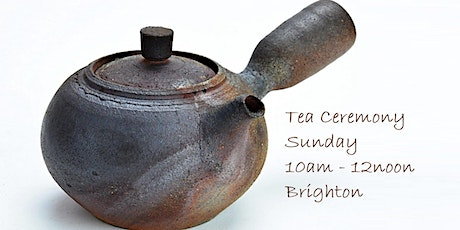 Sunday Tea Ceremony tickets