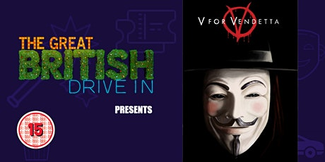 V for Vendetta (Doors Open at 17:00) tickets