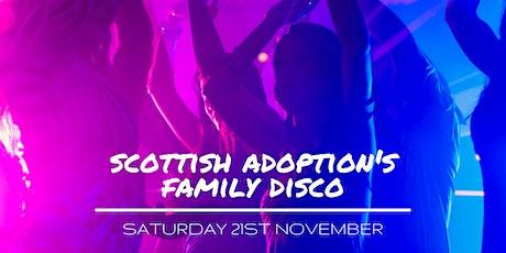 Scottish Adoption's Family Disco tickets