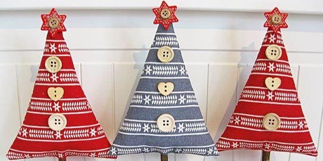 Scandi Christmas Trees Craft Workshop tickets