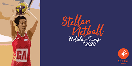 Stellar Netball Holiday Camp (30 Nov - 2 Dec 2020) tickets
