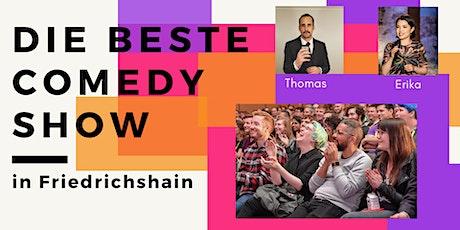 Die beste Comedy Show Tickets