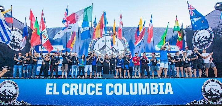 Imagem do evento EL CRUCE COLUMBIA 2021 - PRÉ INSCRIÇÃO