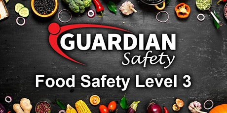 Management of Food Hygiene and HACCP Level 3 Training ONLINE December tickets
