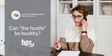 "Can ""the hustle"" be healthy? tickets"