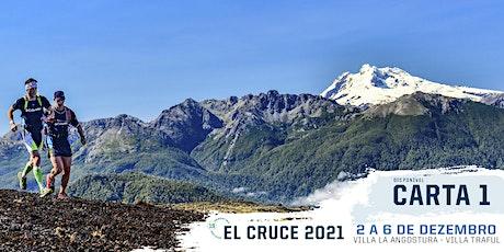 EL CRUCE COLUMBIA 2021 - PRÉ INSCRIÇÃO entradas