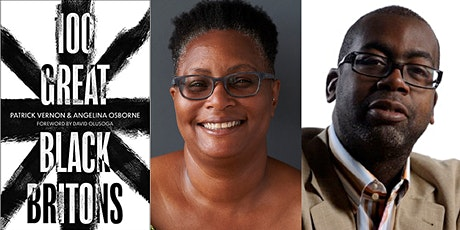 100 Great Black Britons with Patrick Vernon and Angelina Osborne tickets