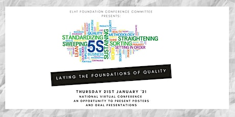 National Virtual Conference: Laying the Foundation of Quality tickets
