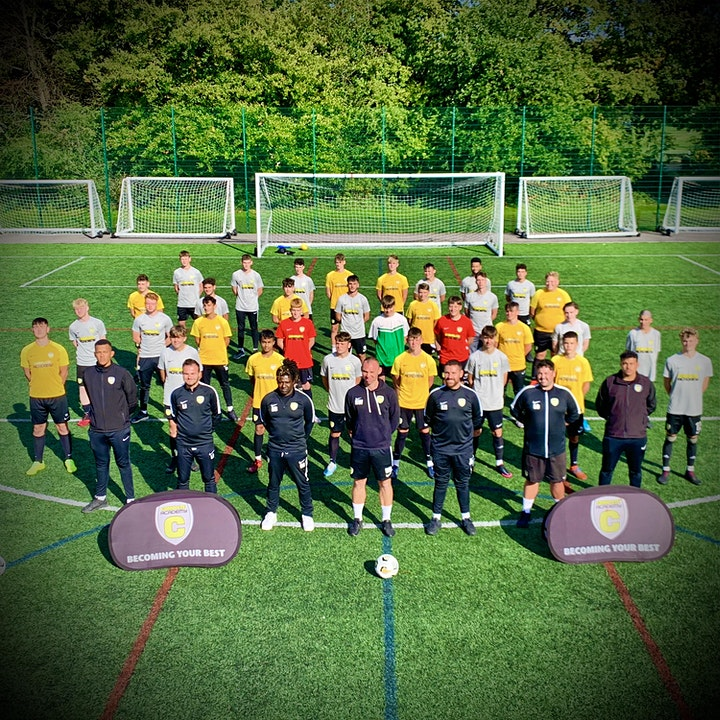 Complete Academy - May/June Half Term College Trial image