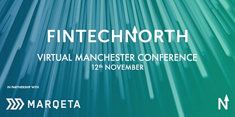FinTech North Manchester Conference (Virtual) tickets