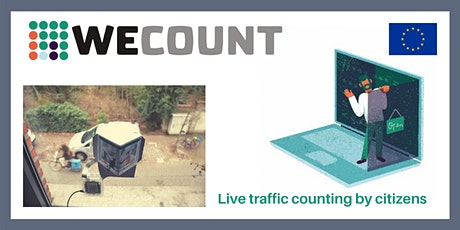 WeCount – data-hacking for sustainable mobility in cities tickets