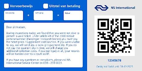 Sneller vervoersbewijs uitschrijven met app tickets