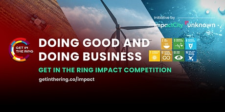 Get in the Ring Impact competition Lisbon tickets