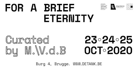 For a Brief Eternity tickets