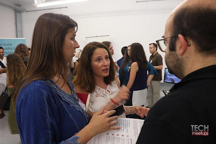 Lisbon Tech Job Fair  2021 by Techmeetups image
