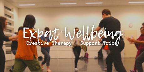 Discover Creative Therapy & Expat Wellbeing Support Tribe (1-on-1 session) tickets