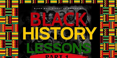 How Black UK History Changed a Young Future Generation? tickets