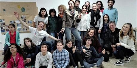 """Atelier """"Famille"""" Fresque du Climat avec Corinne Dos Santos à Montpellier Tickets"""