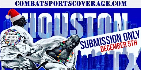 Combat Sports Coverage Grappling Tournament tickets