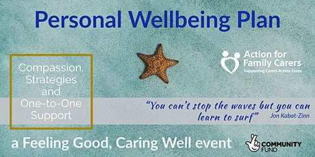 PERSONAL WELLBEING PLAN tickets