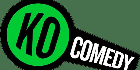 KO Comedy Live on Zoom: Saturday, November 7th, 2020 tickets