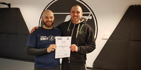 Leveltesting / Graduation Krav Maga Level 3+4 Tickets