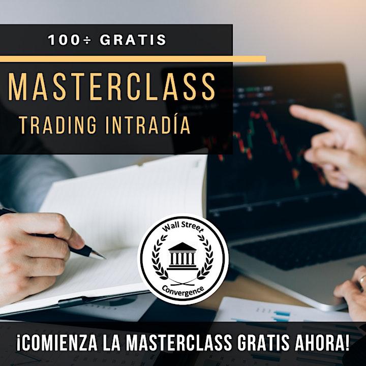 Imagen de Masterclass Trading Intradía