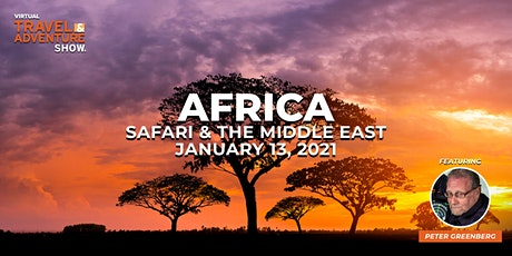 Virtual Travel & Adventure Show: Africa tickets