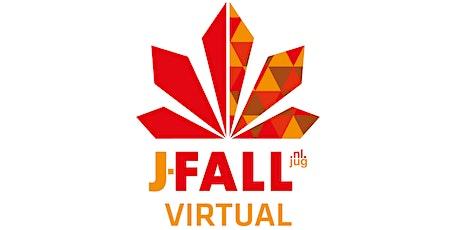 J-Fall Virtual tickets